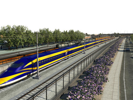 High-speed rail in America: Tracks to the future