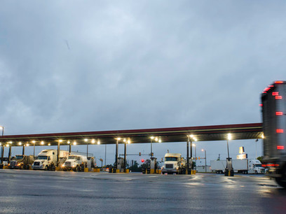 How truck stops could drive the electric revolution