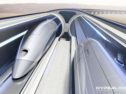 Companies Vie to Bring Hyperloop Tube Travel to Texas