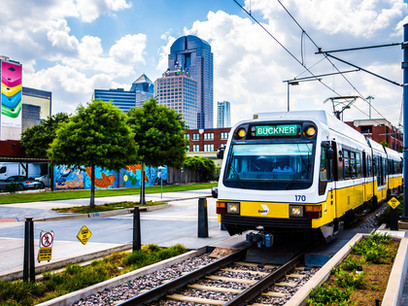 Dallas Transit Chief Calls for Federal Infrastructure Funding