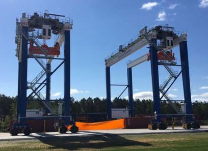 SCPA opens Inland Port Dillon