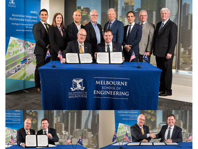 MEDIA RELEASE - Australian Government and the US State of Michigan sign cooperative MOU