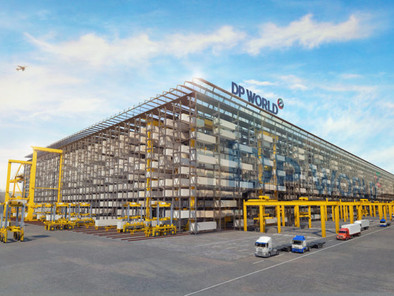 High Bay Storage System Could 'Revolutionize' Container Handling in Ports