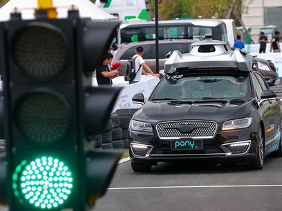 Cyber rules for self-driving cars stall in Congress