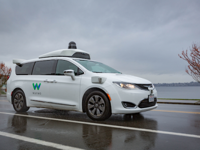 WAYMO TO TEST AUTONOMOUS VEHICLES IN HEAVY RAIN CONDITIONS IN FLORIDA