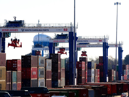 Port of Charleston sets all-time container cargo record