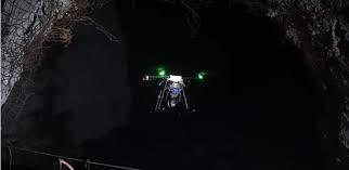 Australian start-up develops drones that fly underground