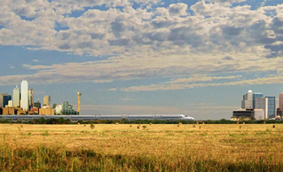 Letter to the editor: Using farm land for high-speed rail