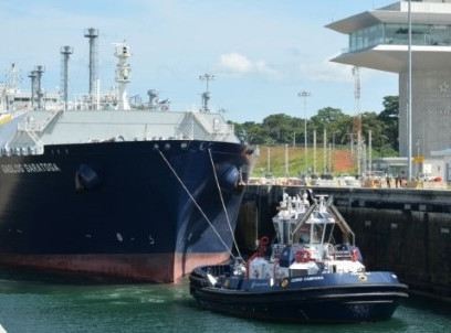 Panama Canal prepares for fivefold increase in LNG carrier traffic