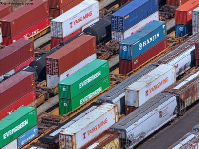 PORT REPORT: Port-rail connections needed to cope with freight volume growth