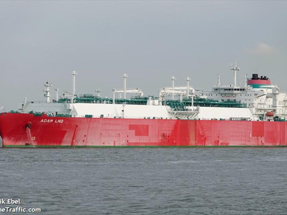 First Commercial LNG Cargo from U.S. East Coast Sets Sail
