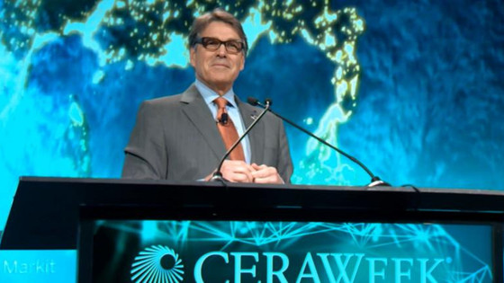 CERAWeek: Rick Perry Says Innovation, Not Regulation, Is 'New Energy Realism'
