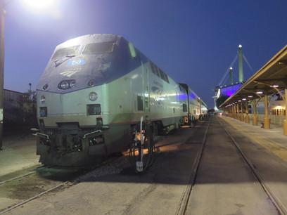 Bexar's Eye: Amtrak's San Antonio station – Where Chicago Meets LA