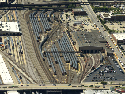 BNSF bumps up spending on expansion projects this year as intermodal business grows