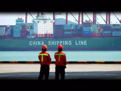 VIDEO: How a Steel Box Changed the World: A Brief History of Shipping