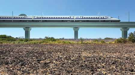 Texas Central adds Salini Impregilo to bullet-train project