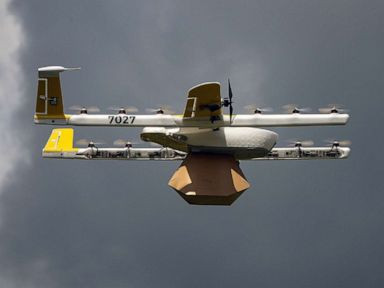 With FAA certification, Google's drone company set to start deliveries in Virginia