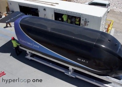 Hyperloop Transport System 'Most Feasible' For I-70 Corridor, Study Finds