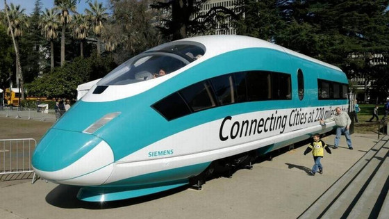 Time to think big about high-speed rail
