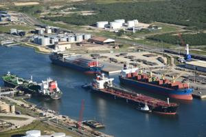 Corps OKs port deepening; Dredging on $350M project may start in 2020