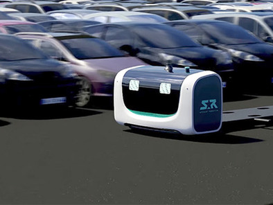 Stan the Robot will park your car at Paris-Charles De Gaulle airport
