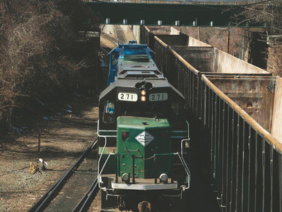 To deliver goods in an ever more congested metropolis, officials are turning to a freight-rail netwo