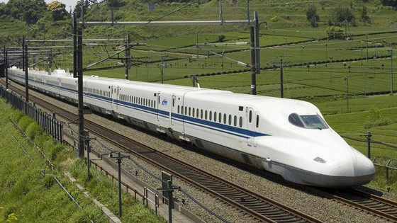 Company plans first U.S. bullet train, opponents doubt viability