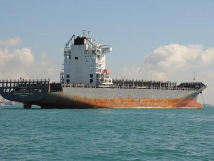 2010-Built Panamax Containership 'Hammonia Grenada' Sold for Scrap