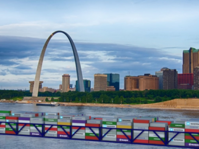 Mississippi River port operators plan for new container services
