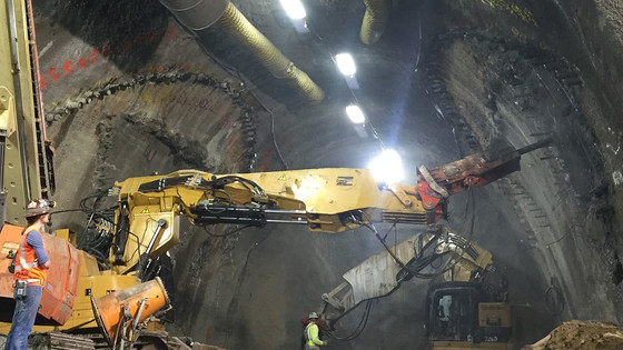 """US contractor Tutor Perini ordered to replace 5km of """"substandard"""" rail on San Francisco subway"""