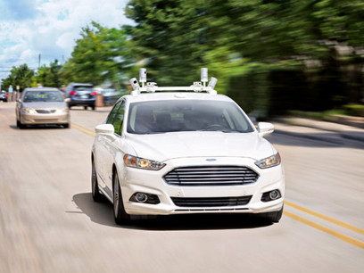 Detroit Is Stomping Silicon Valley in the Self-Driving Car Race