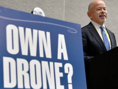 The Commercial Drone Alliance Wants FAA to Regulate Hobby Pilots