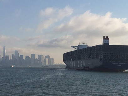 Will IMO 2020 pull Asia containers from East to West Coast?