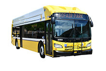 DART's 41 new CNG buses will be launched into service in late summer