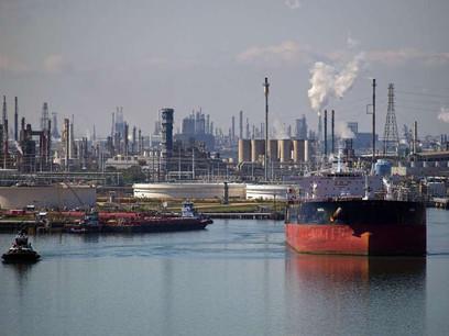 "Grain exporters stymied by Gulf Coast ""choke point"""