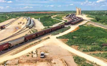 Transloading provides railroads with another way to attract business