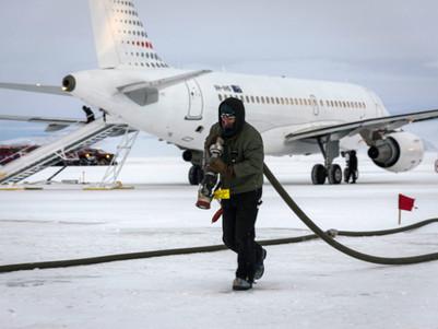 Fueling Aviation in Antarctica