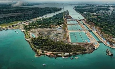 Panama Canal further reduces maximum draught for new locks