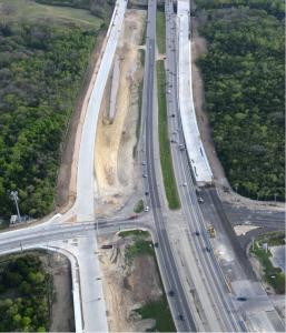 U.S. 183 South toll road project in Austin, Texas, hits halfway point