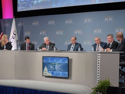 ACEC Panel Highlights National Infrastructure Needs