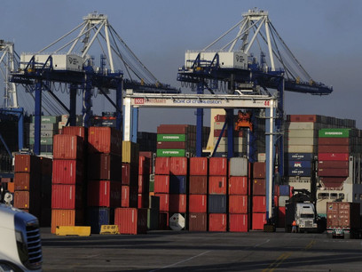 With cargo containers on the rise, Charleston ports agency looks for more space