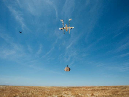 Google's 'Project Wing' Working on Air Traffic Control for Drone Delivery