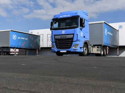 IAA 2018: ZF brings technology to the forefront of warehousing and last-mile delivery