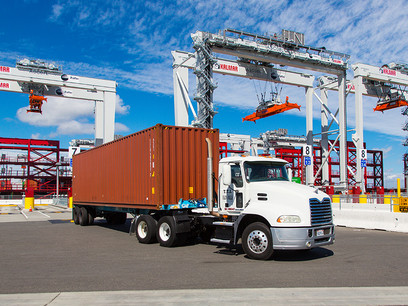 1Q Numbers for Ports Show Continued Strong Growth