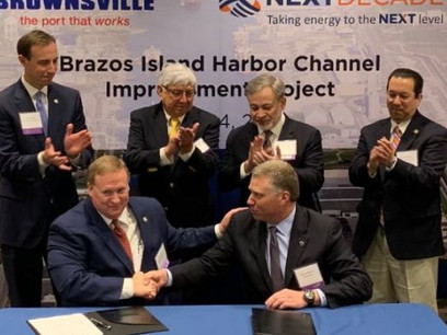 NextDecade Inks Brownsville Deepening Deal
