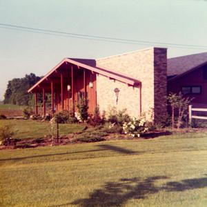 1971 Exterior
