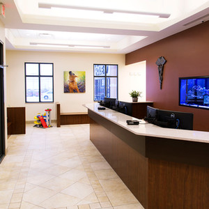 Check-In Front Desk