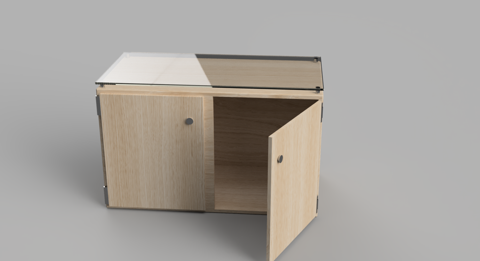 A personal project where a school asked for help showing younger Students basics of assembly and rendering on fusion 360.