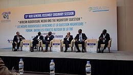 MARCH 2018 - RWANDA: 11th GENERAL ASSEMBLY OF THE UNION OF BROADCASTING (AUB) WITH PARTICIPATION OF STUDIOTECH BELGIUM