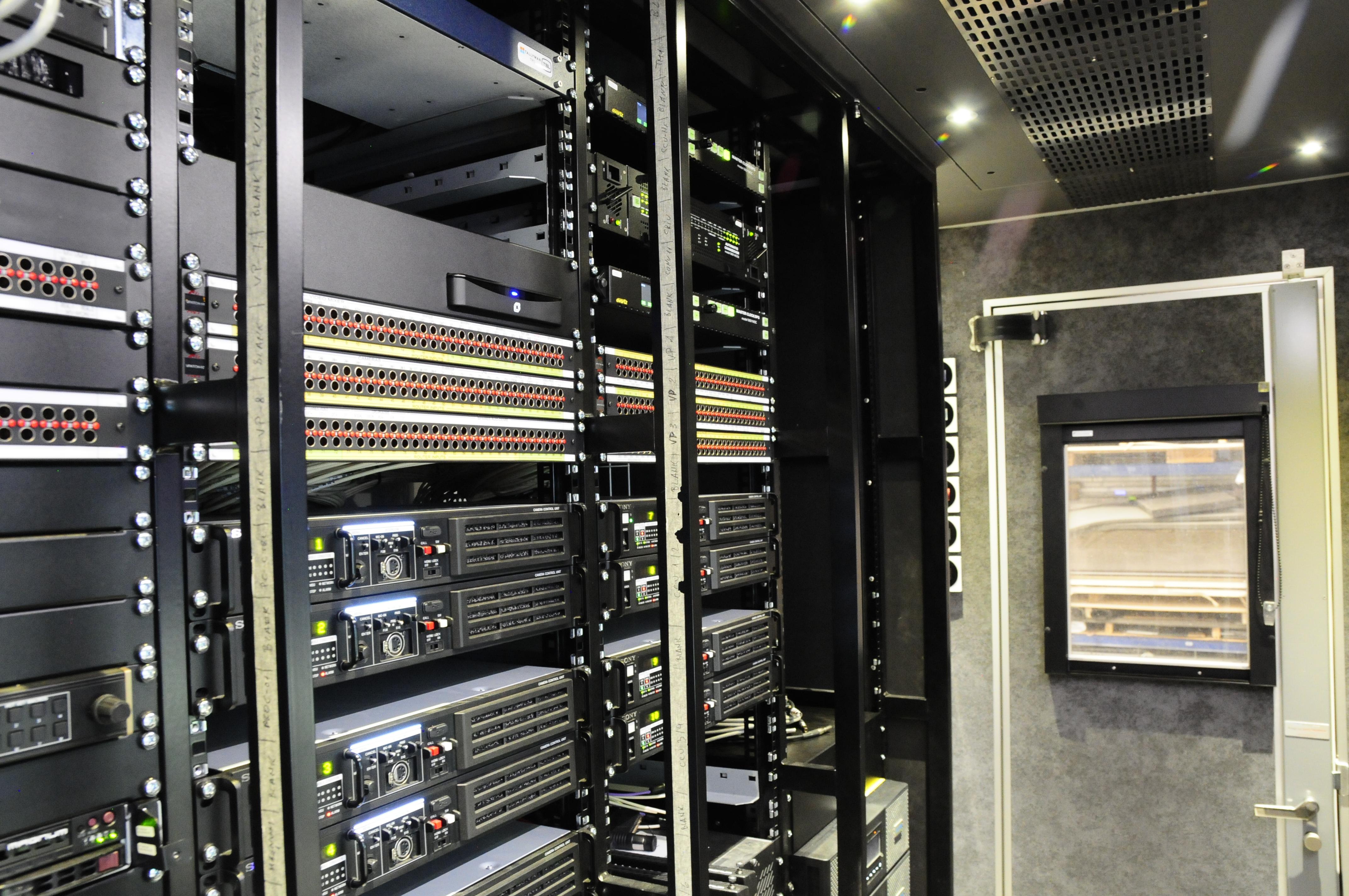 Technical racks